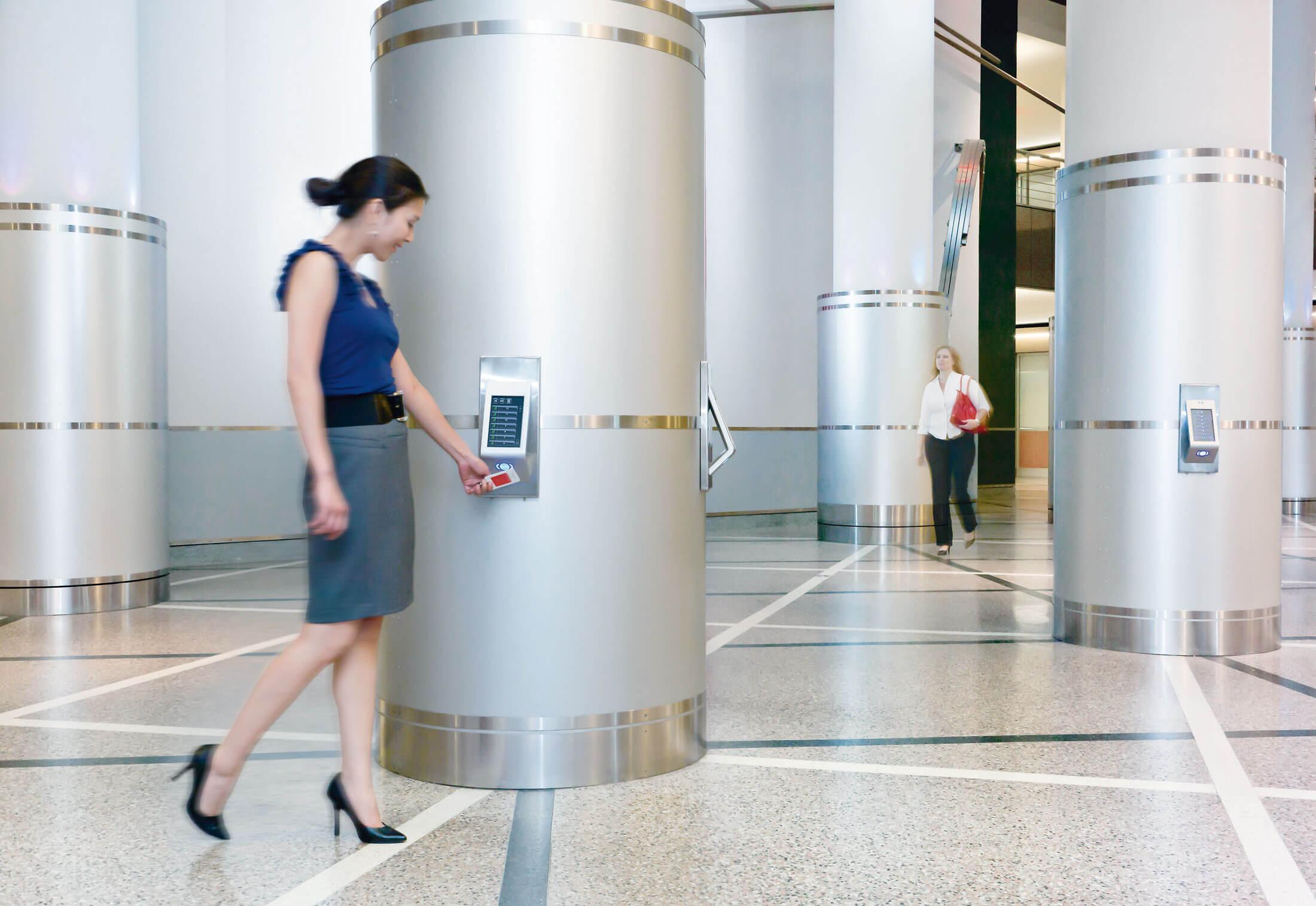 سیستم مدیریت آسانسور شیندلر