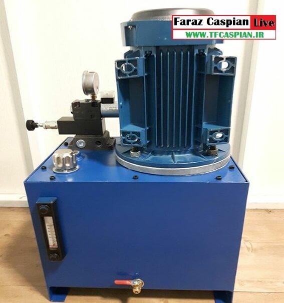 پاوریونیت موتور خشک