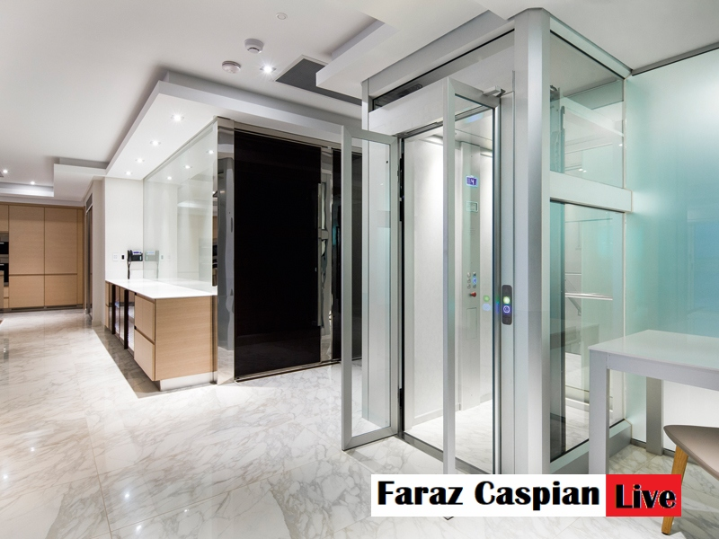 آسانسور هیدرولیک لوکس