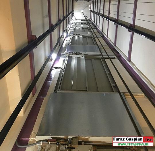 آسانسور کششی مازندران