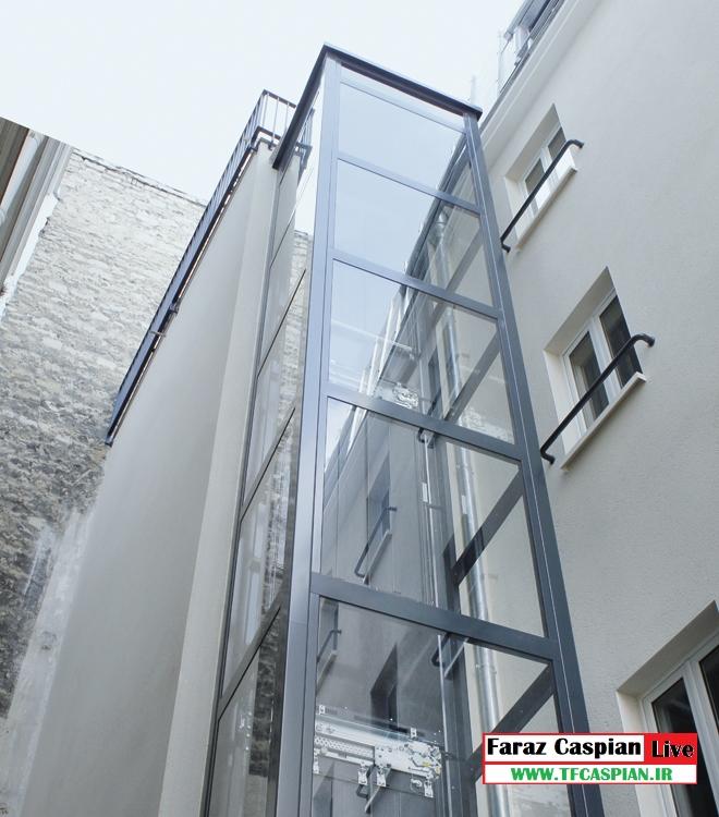 آسانسور خانگی گلستان