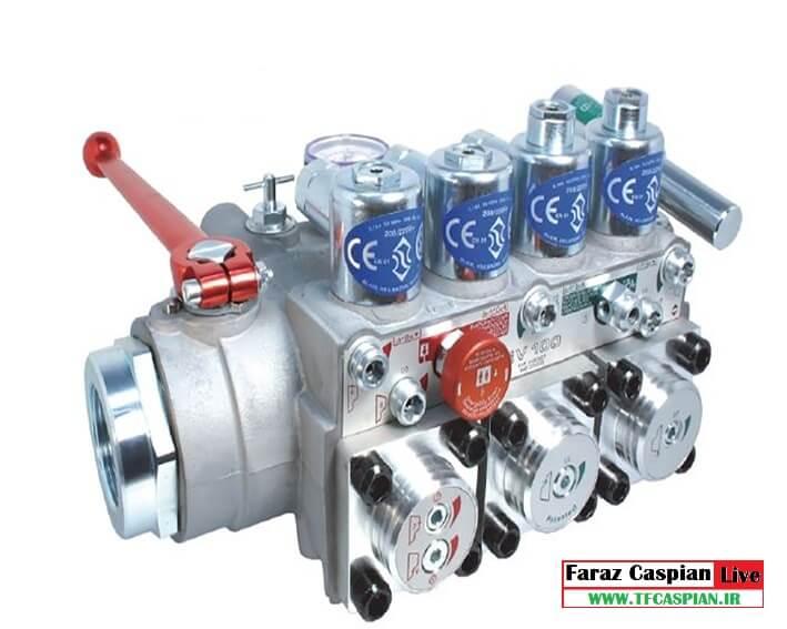 شیر هیدرولیک EV-100