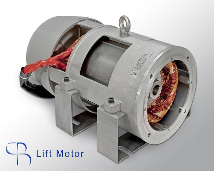 موتور هیدرولیک آسانسور SB