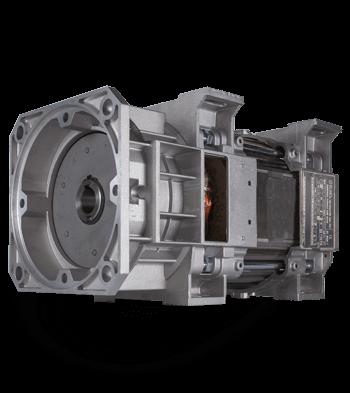 موتور هیدرولیک المو