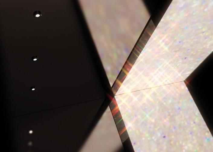 سقف مدل بلک استایل