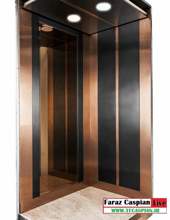 کابین آسانسور شیک