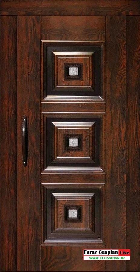 درب آسانسور طبقه لولایی