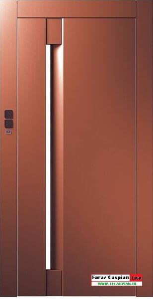 درب آسانسور طبقه