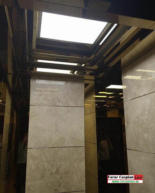 کابین آسانسور خاص